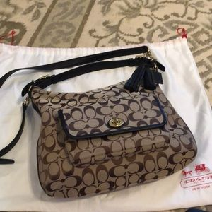 Coach Shoulder Hans Bag
